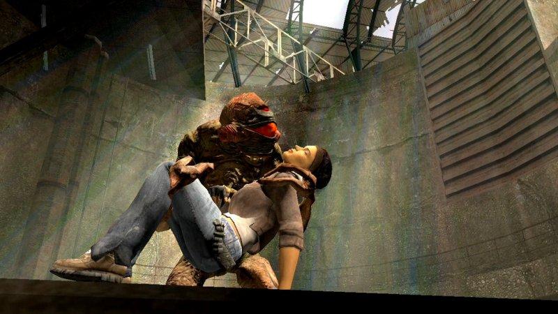 Pc игры games скриншоты screenshots half-life 2: episode two (pc)